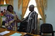 Passation de service au Secrétariat général de la CARFO