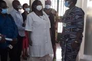 Visite médicale des pensionnés 2020 : La Directrice Générale de la CARFO encourage et invite à une grande participation