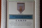 La CARFO distinguée meilleur partenaire financier 2019 par la MUFAN