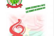Bonne célébration à toutes les femmes du Burkina